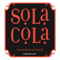 Sola Cola™ Cannabis-Infused Soft Drink 12oz