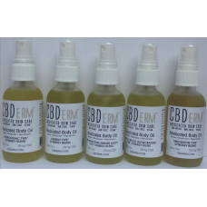CBDerm™ Body Oil